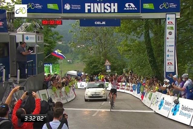 Wie anders dan Tadej Pogacar grijpt de macht in Ronde van Slovenië