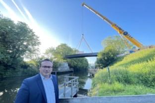 """Nieuwe brug vormt Vrijbosroute verder om tot fietssnelweg: """"Het absolute sluitstuk is een tunnel onder de Ieperse Noorderring"""""""