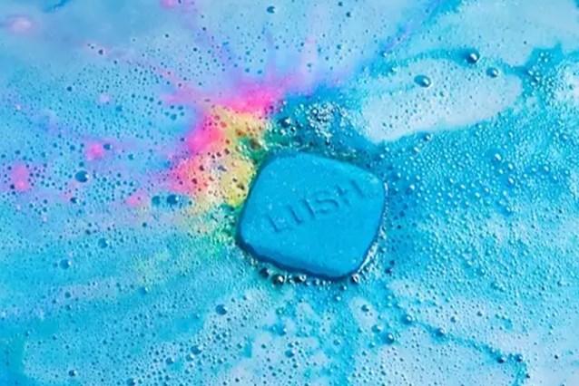 Beautymerk Lush gaat in zee met webshop Asos