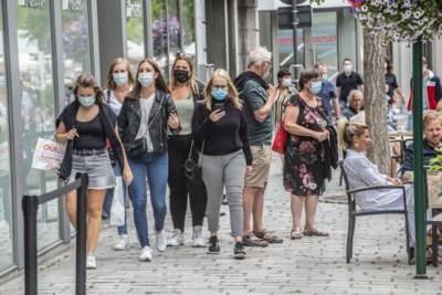 Mondmasker vanaf zaterdag niet meer verplicht in kernwinkelgebied