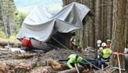 Enige overlevende van kabelbaan-ongeval in Italië mag ziekenhuis verlaten