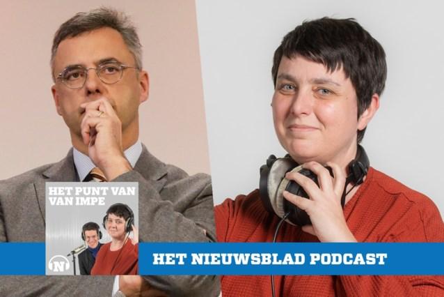 """PODCAST. Liesbeth Van Impe over uitleg Joachim Coens (CD&V) na dramatische peiling: """"Ik erger me daar dood aan"""""""