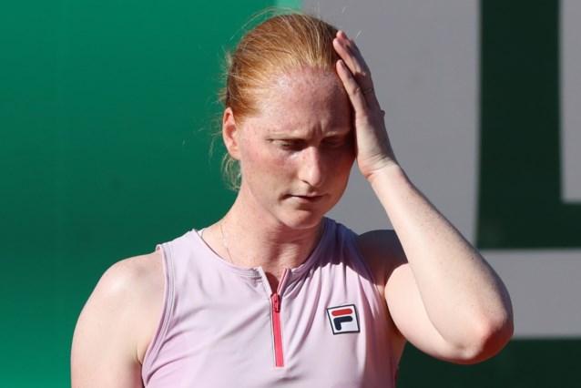 Alison Van Uytvanck stoot in Nottingham door naar kwartfinale tegen topreekshoofd Konta
