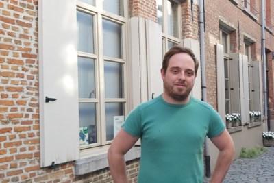 """Politie rukt massaal uit wegens 'lijk' in auto van Dries (30): """"Ik wist totaal niet wat er aan de hand was"""""""