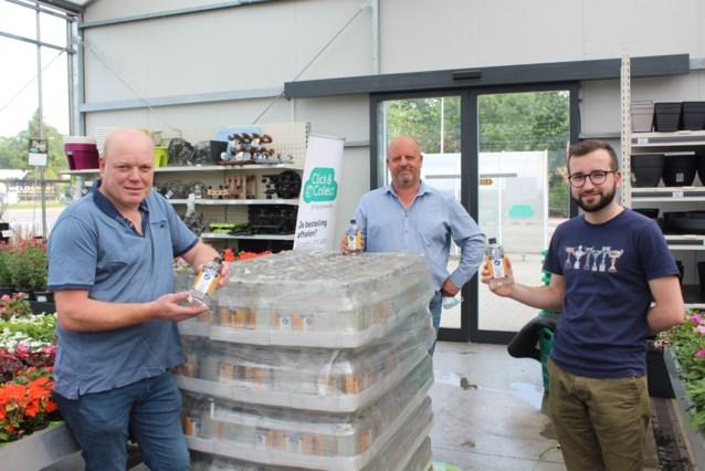 750 gratis flessen alcoholgel voor jeugdverenigingen