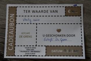WIN: Waardebon Eetcafé De Grens