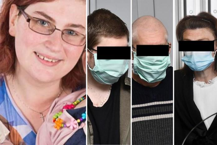 Vader, moeder en zoon leken weg te komen met moord op Sara (21), maar dochter kon het geheim niet langer bewaren