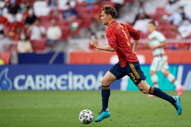 Goed nieuws voor Spanje: Diego Llorente blijkt vals positief getest te hebben en mag weer aansluiten