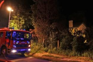 82-jarige vrouw overleeft nachtelijke brand in Berlare niet, echtgenoot en dochter kunnen ontsnappen