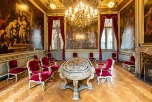 Historische salons van stadhuis in ere hersteld: binnenkort wordt trouwzaal nog mooier