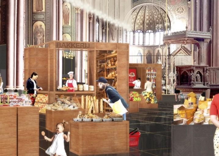 Na 2,5 jaar onderhandelen: Delhaize krijgt vergunning voor supermarkt in Sint-Annakerk