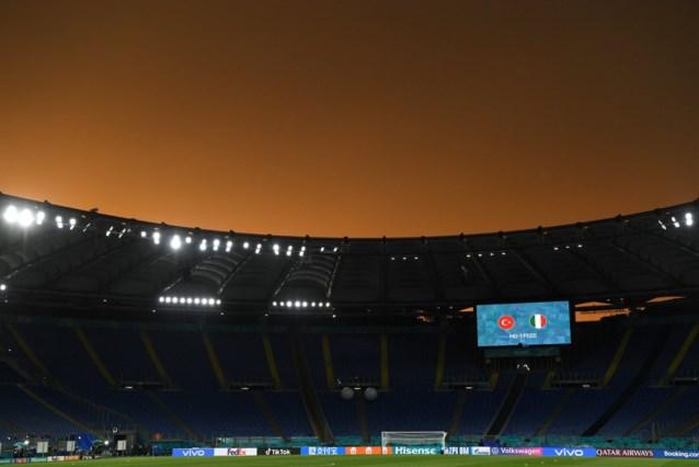 Zo ziet de openingsceremonie er vanavond uit! Hoofdrollen voor ex-voetballers Nesta en Totti, Andrea Bocelli zingt