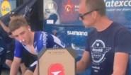 KOERSNIEUWS. Evenepoel trakteert personeel op pizza na tijdritzege, vier renners van BikeExchange verlaten Ronde van Zwitserland