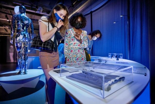 Onderbroek van Bart De Wever ligt in tentoonstelling over datasporen
