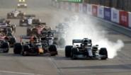 Mercedes gaat 'magic brake-button' aanpassen na blunder Lewis Hamilton bij herstart GP van Azerbeidzjan