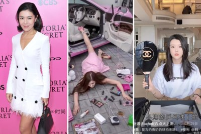 Ze pronken met Prada, Ferrari en Chanel, maar China is zijn 'rich kids' beu
