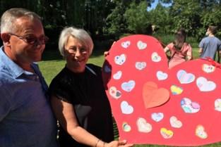 Klein Seminarie neemt afscheid van kinderverzorgster Chris
