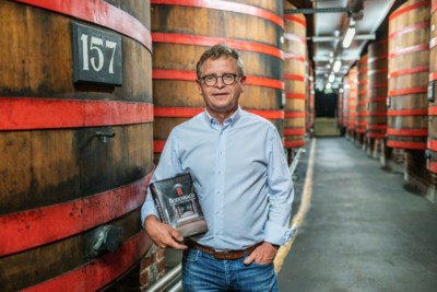 """Waarom Rodenbach zoveel meer is dan brouwerij en friszuur biertje: """"Na al die jaren mag je een boek schrijven over wat je doet"""""""