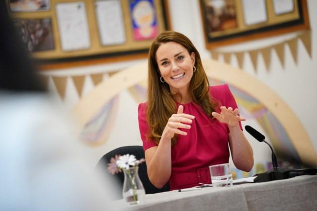 Hertogin Kate hoopt baby Lilibet snel te ontmoeten