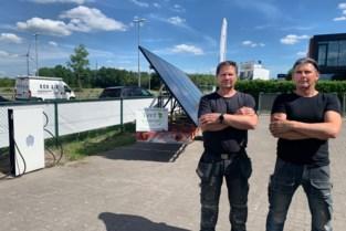 Dieven stelen vier hoogwaardige zonnepanelen bij Vert-energie in Genk