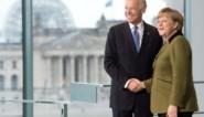 Biden ontvangt Merkel in Witte Huis op 15 juli