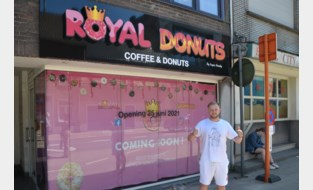 Een Bueno Crème of Raspberry Kiss? Royal Donuts opent eind juni filiaal in Asse