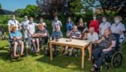 Woonzorgcentrum viert verhuizing en vaderdag met barbecue