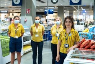 Alin (27) kan net als 80 andere vluchtelingen aan de slag bij Ikea Hasselt