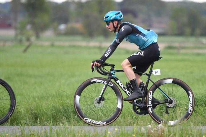 """Jordy Bouts legt de lat hoog in Ardennenetappe: """"Ik ga voluit voor een plaats in de top tien"""""""