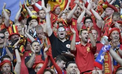 Hebben de Belgen een eigen vak in het stadion? Waarom is Kopenhagen lastiger dan Sint-Petersburg? Alles over de fans van de Rode Duivels op het EK!