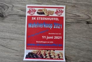S.K. Steenhuffel houdt Wafelverkoop