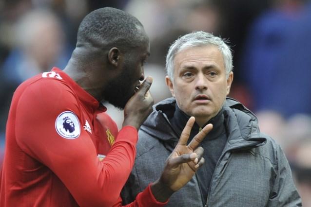 """José Mourinho fileert topspitsen: """"Lukaku? Een beer van een vent maar eigenlijk nog een jongetje"""""""