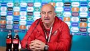 De snor die zich niet laat knevelen: bondscoach Stanislav Cherchesov lijkt immuun voor kritiek en tegenkanting