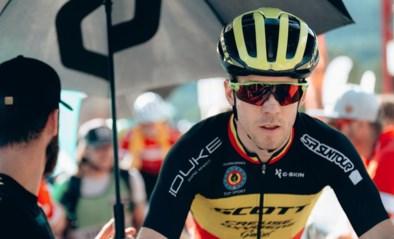 Jens Schuermans viert olympische selectie met top acht in wereldbekermanche mountainbike in Oostenrijk