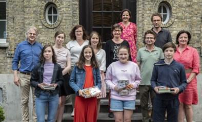 Leerlingen Klein Seminarie vallen in de prijzen tijdens Junior Journalistwedstrijd
