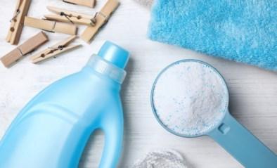 Vieze geur in wasmachine? Dan gebruik je misschien te veel wasmiddel
