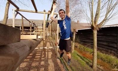"""Bart Vanden Bosch overbrugt wedstrijdarmeperiode op een originele manier: """"Lopen van A tot Z"""""""