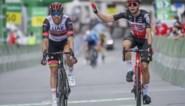 Lotto-renner Kron wint dan toch bergrit in Ronde van Zwitserland na declassering Rui Costa