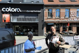 Colora Hoogstraten steunt lokale horeca