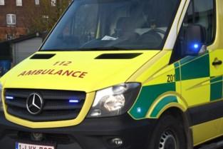 Twee ongevallen met gewonden in Hasselt