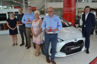 Garage Boone wint al derde keer Toyota's prestigieuze Ichiban Award