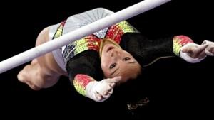 """Nina Derwael maakt haar Derwael-Fenton nog wat straffer voor Olympische Spelen: """"Halve draai erbij"""""""