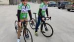 """Willy De Wael (Van Moer Logistics Cycling Team): """"Met een VRT cameraploeg voor Mageno Timmerman"""""""