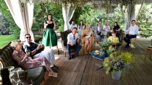 Elk zomerweekend koken topchefs in Kiewitse tuin