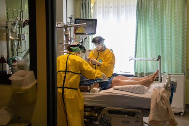 Coronacijfers blijven de goede richting uitgaan: dagelijks gemiddeld 60 ziekenhuisopnames