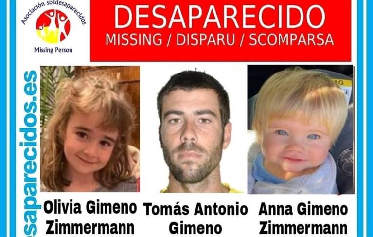 Vrees voor vermiste zusjes blijkt terecht: Olivia (6) teruggevonden in verzwaarde sporttas op 900 meter diepte in zee bij Tenerife