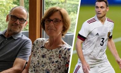 """DE BELIEVERS VAN ONZE DUIVELS. Luc en Annemie, de ouders van Thomas Vermaelen: """"In vierde leerjaar had hij ruzie met een vriendje voor een meisje"""""""