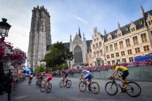 WK wielrennen passeert dit najaar drie dagen op rij in Mechelen