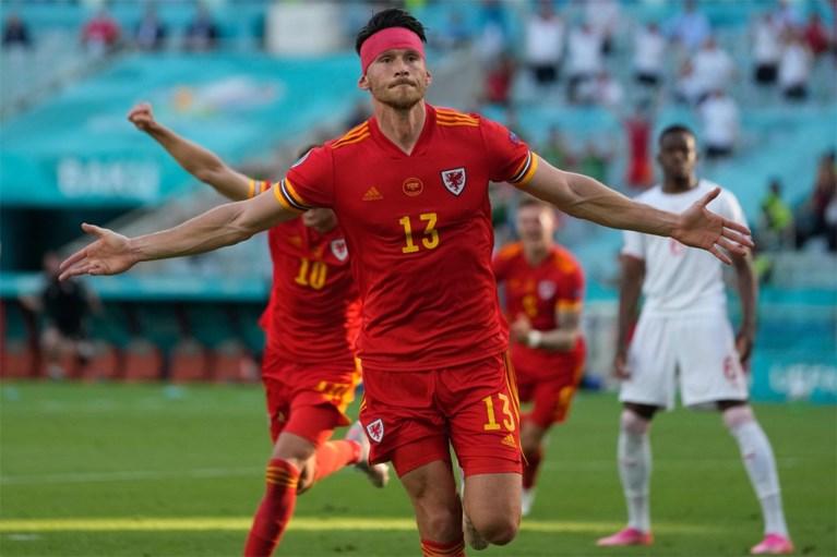 Zwitserland ziet winning goal afgekeurd door VAR en blijft steken op gelijkspel tegen Wales, jonge Zwitserse spits steelt show