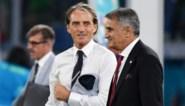 """Turkse bondscoach Günes onder de indruk: """"Italië speelde heel dominant"""""""